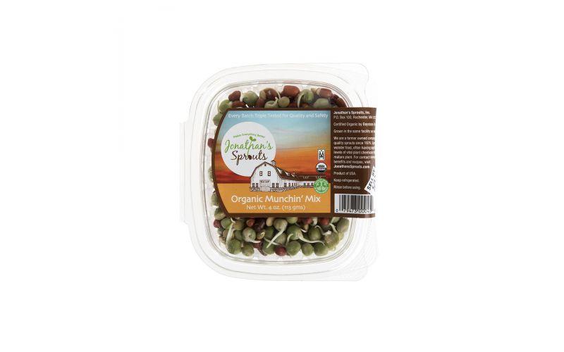Organic Munchkin Mix Sprouts