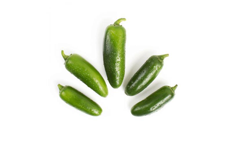 Organic Jalapeno Peppers