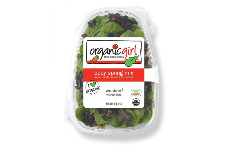 Baby Spring Mix