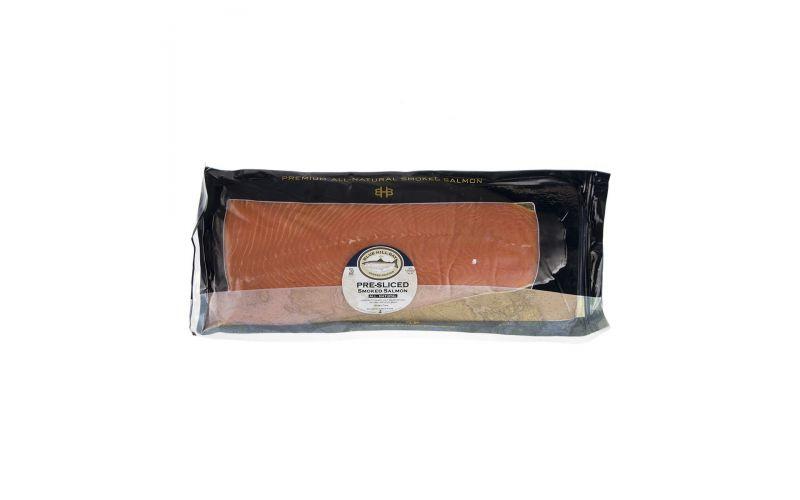 Pre Sliced Smoked Atlantic Salmon