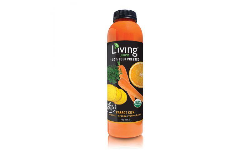Organic Carrot Kick Juice