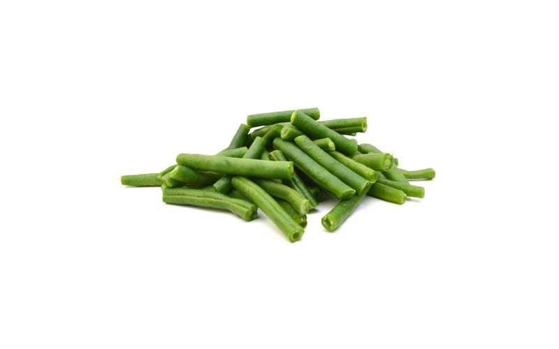 Snipped In Half Green Beans