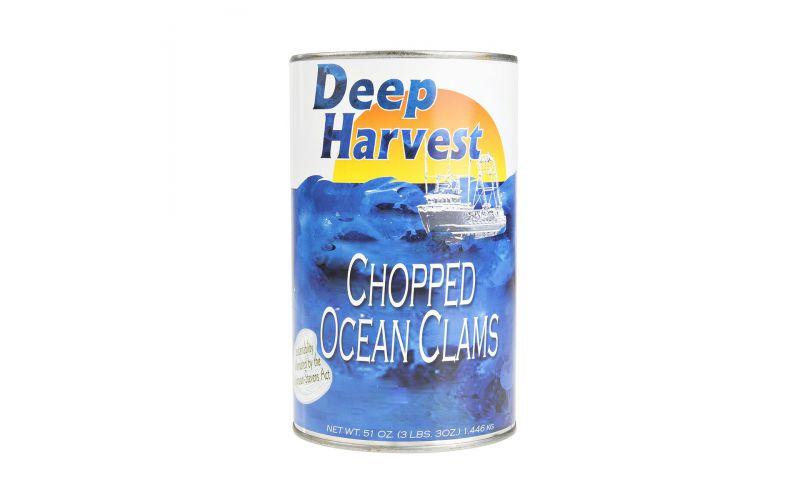 Chopped Ocean Clams
