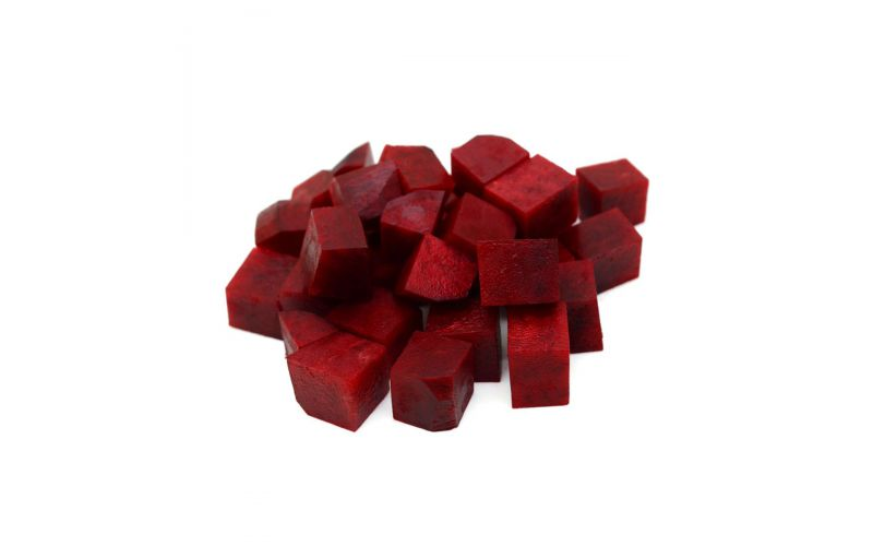 """3/4"""" Diced Red Beets"""