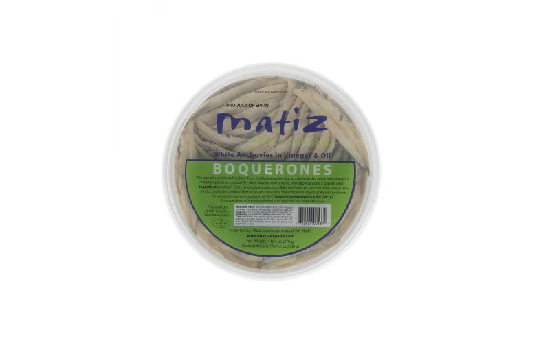 Boquerones (Fresh White Anchovies)