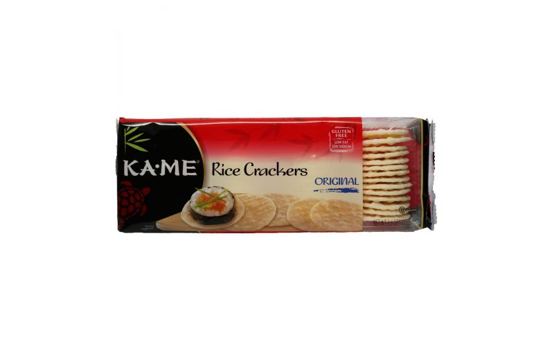 KaMe Rice Crackers
