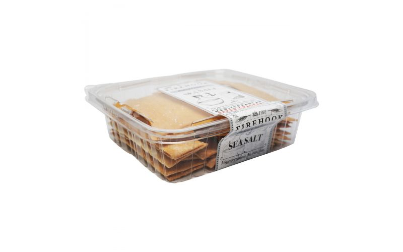 Firehook Baked Crackers Sea Salt Crackers