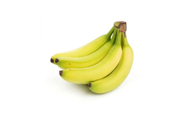 Organic Bagged Green Tip Bananas