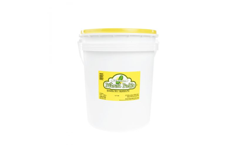 Kosher Dill Thin Pickle Chips