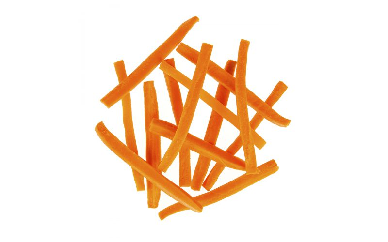 Carrot Sticks (3/8