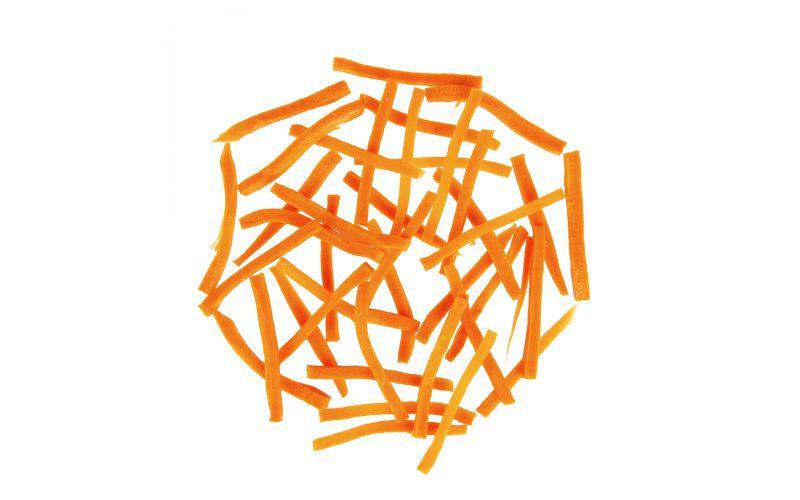 Julienne Carrot Sticks (1/4