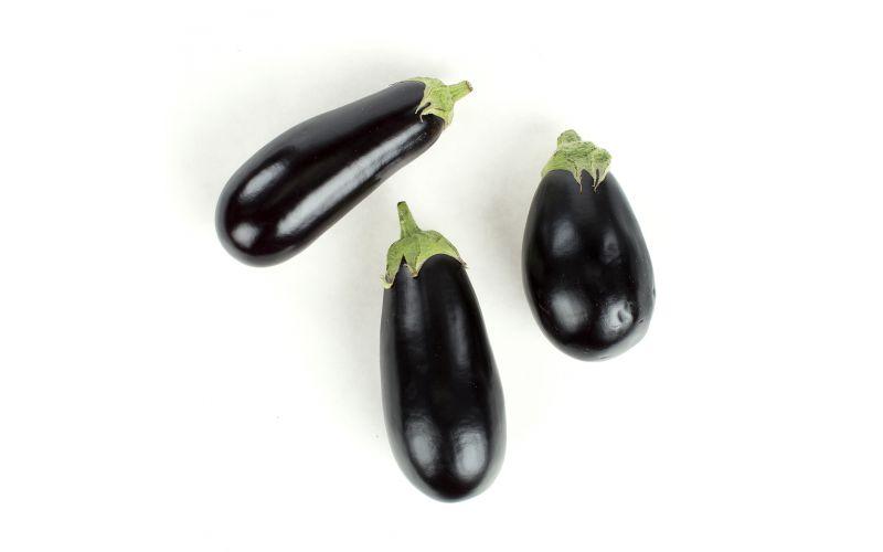 Organic Italian Eggplant
