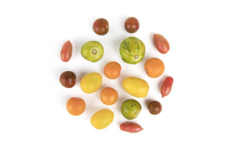 Organic Jewel Box Tomatoes