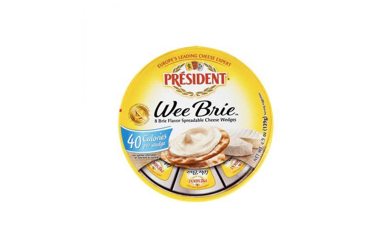 Wee Brie Wedges Cheese