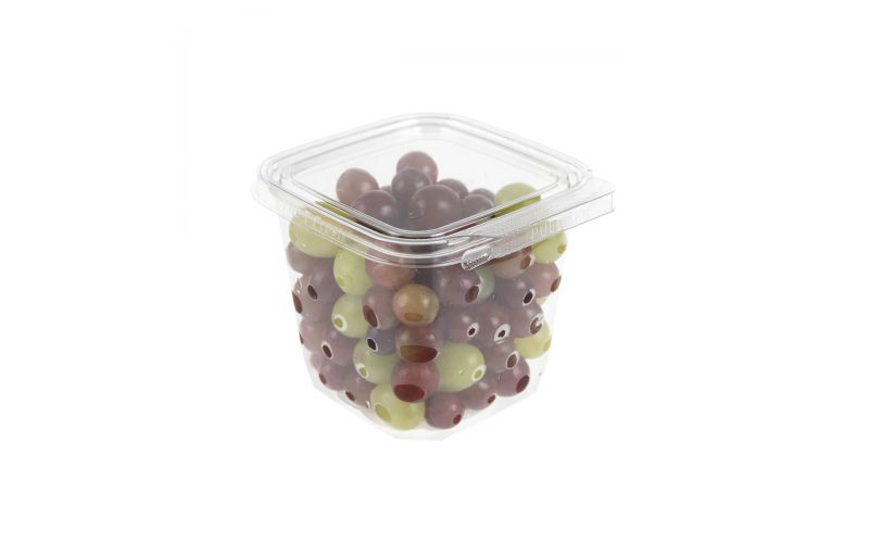 Stemmed Red & White Grapes