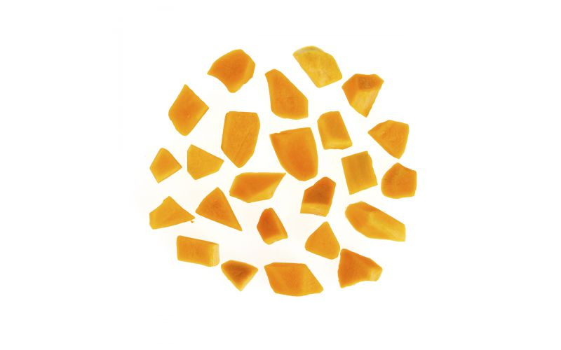 "1"" Butternut Squash Cubes"