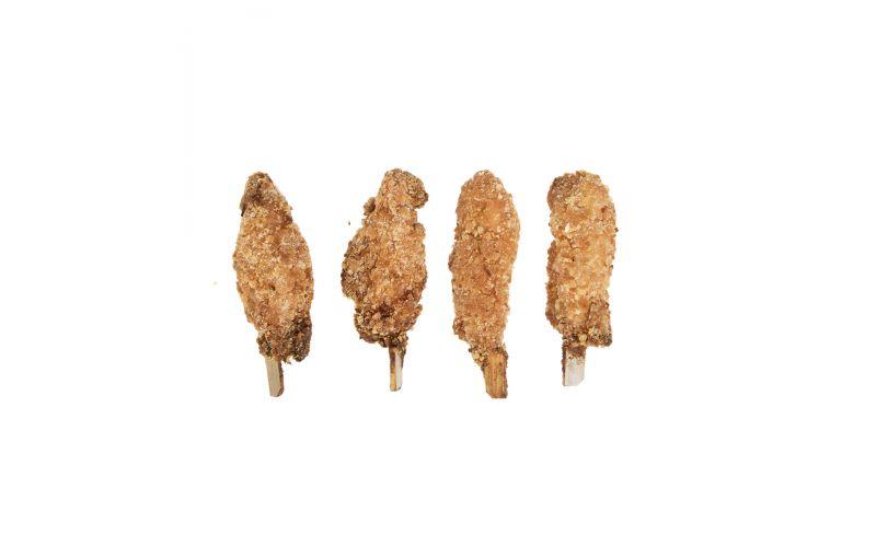 Coconut Chicken Skewers