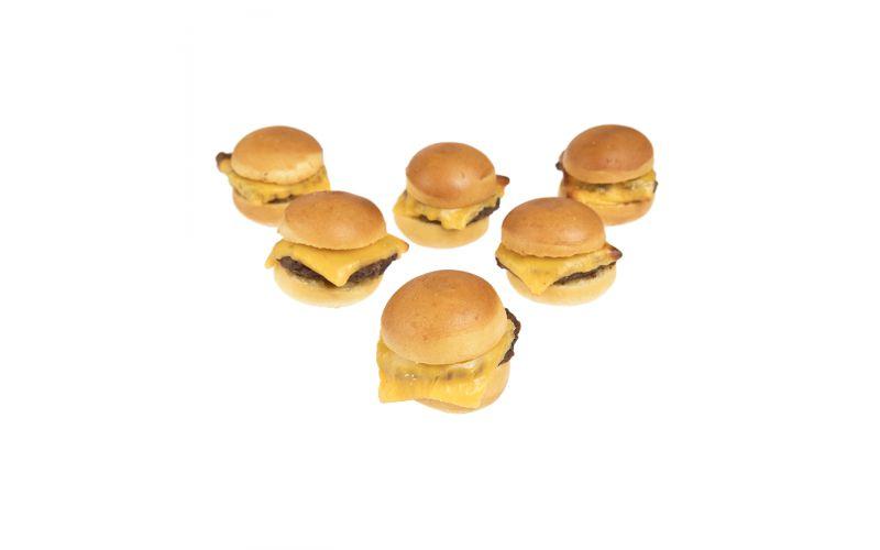 Kobe Cheeseburger Sliders