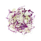 Mixed Red and Green Shredded Cabbage