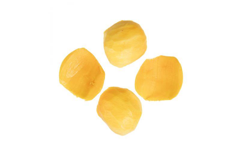 Peeled Mangoes