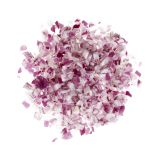 "1/2"" Diced Red Onions"
