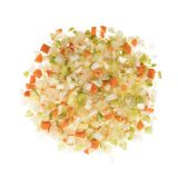 "1/2"" Vegetable Soup Mix / Mirepoix"