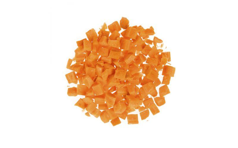 "3/4"" Diced  Carrots"