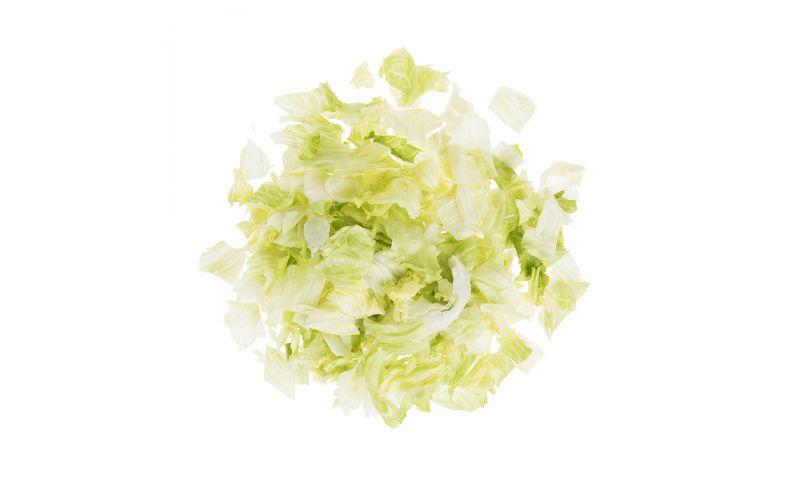 Chopped Iceberg Lettuce
