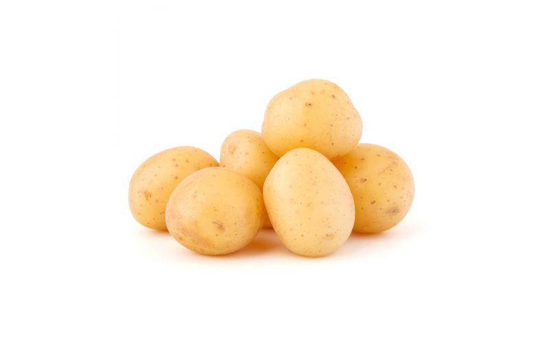 White Potatoes Creamers