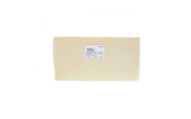 Swiss High Cuts Cheese