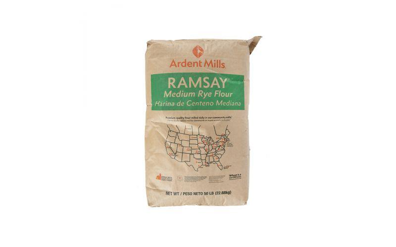 Medium Rye Flour