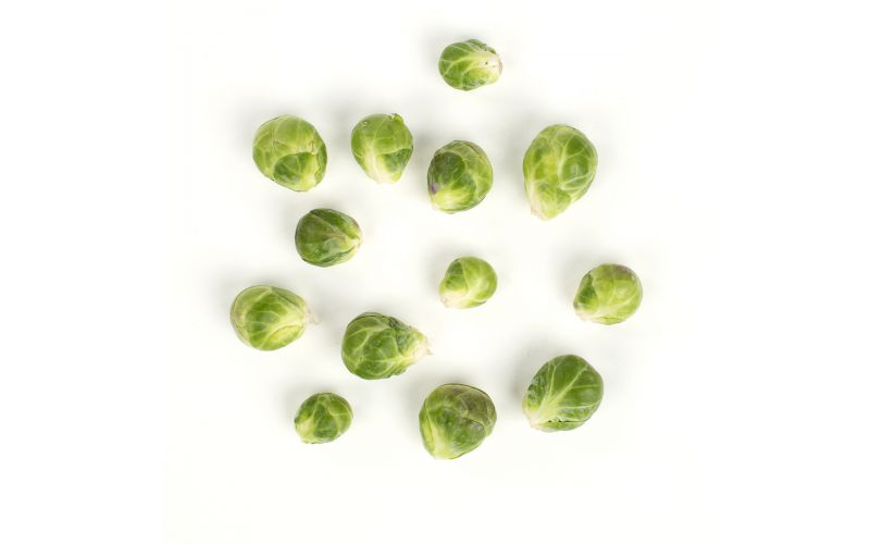 Trimmed & Cleaned Brussels Sprouts