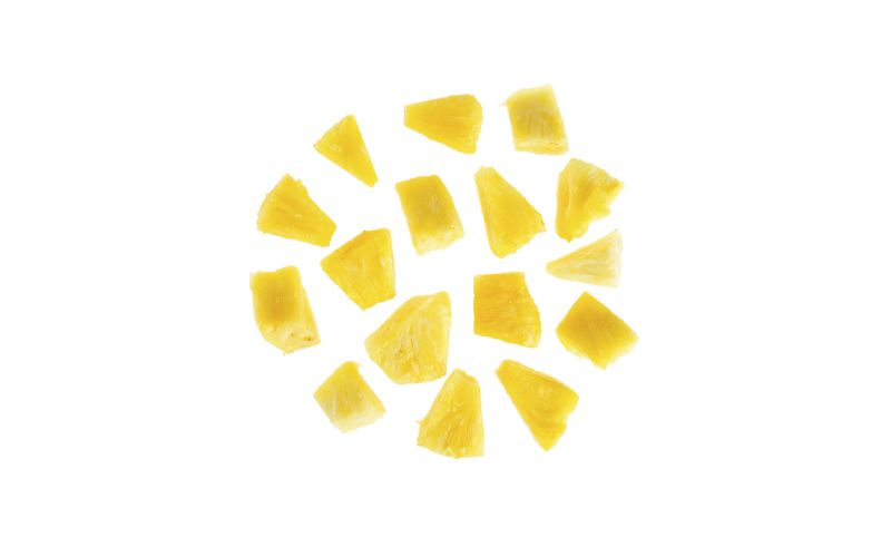Frozen Pineapple Chunks