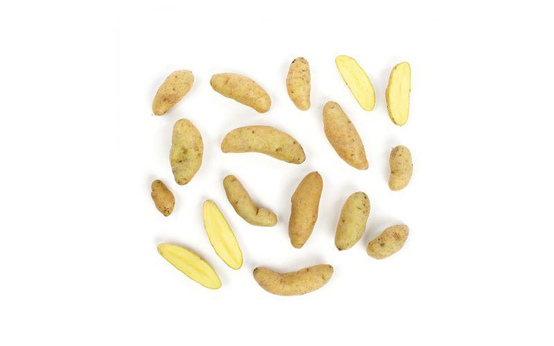 Organic La Ratte Fingerling Potatoes