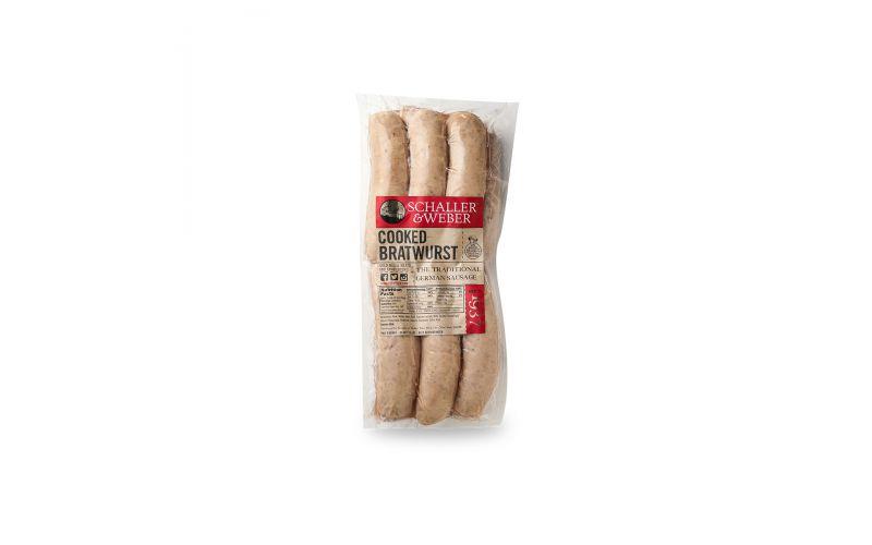 Pork & Veal Bratwurst Sausages