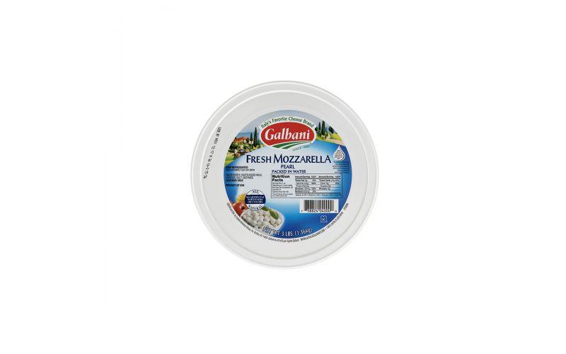 Perline Mozzarella Cheese in Water