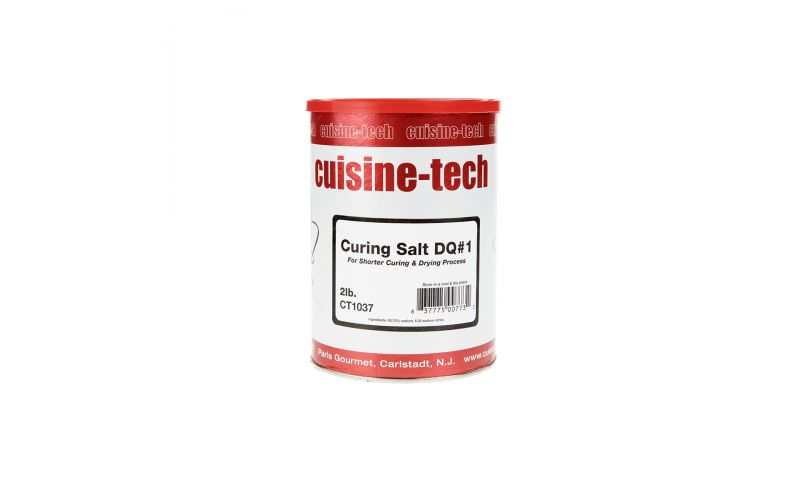 Curing Salt DQ #1