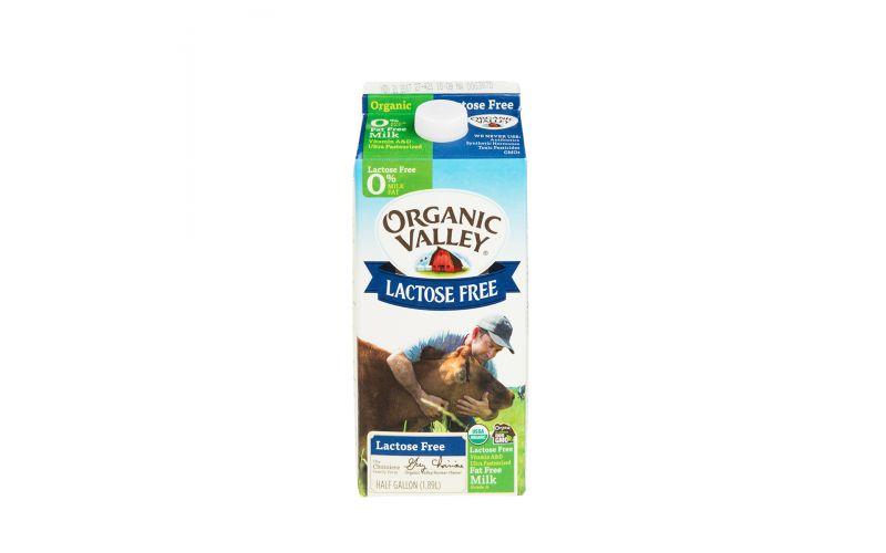Skim Lactose Free Milk