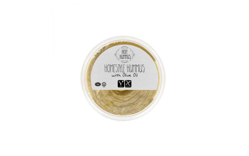 Homestyle Hummus