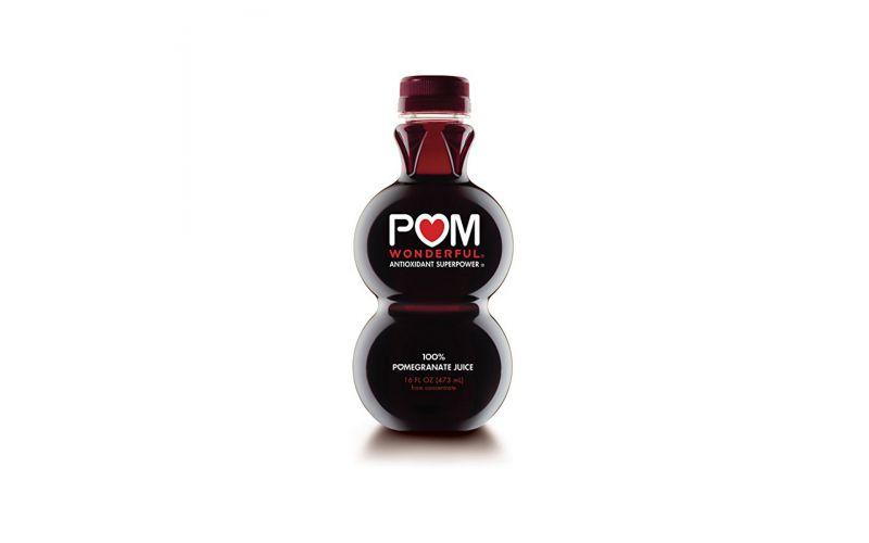 100% Pomegranate Juice