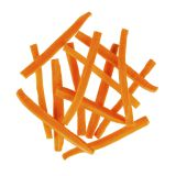 "Carrot Sticks (3/8"" x 3/8"" x 6"")"