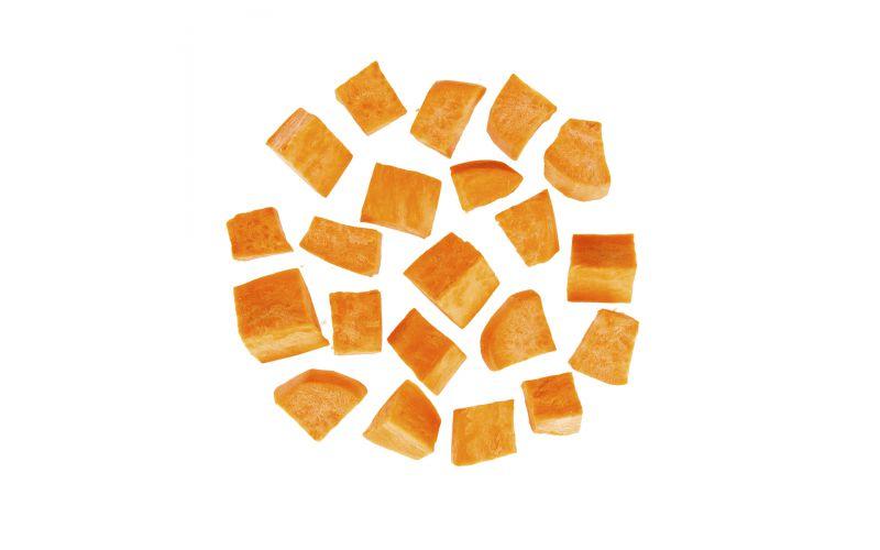 "1"" Sweet Potato Cubes"