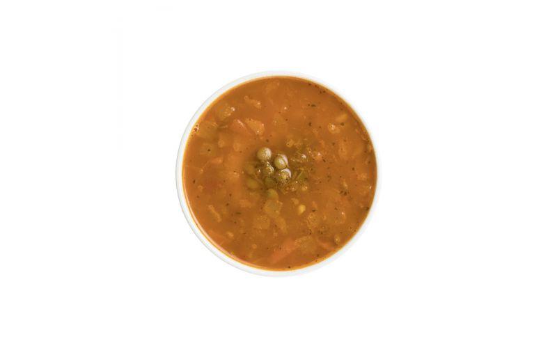 Organic Lentil & Chickpea Soup