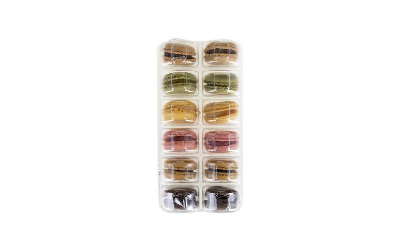 Frozen Assorted Macarons