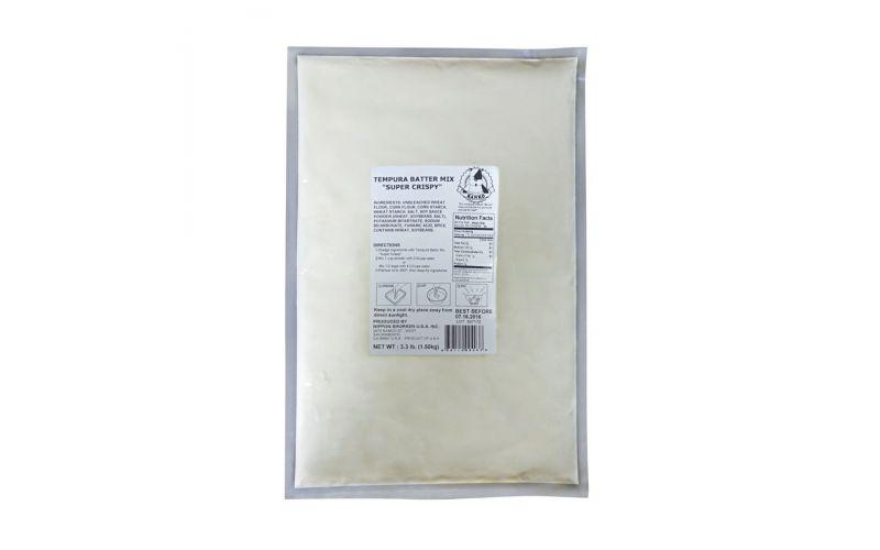 Tempura Batter (Super Crispy)