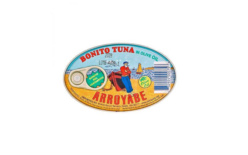 Tuna Bonito in Oil