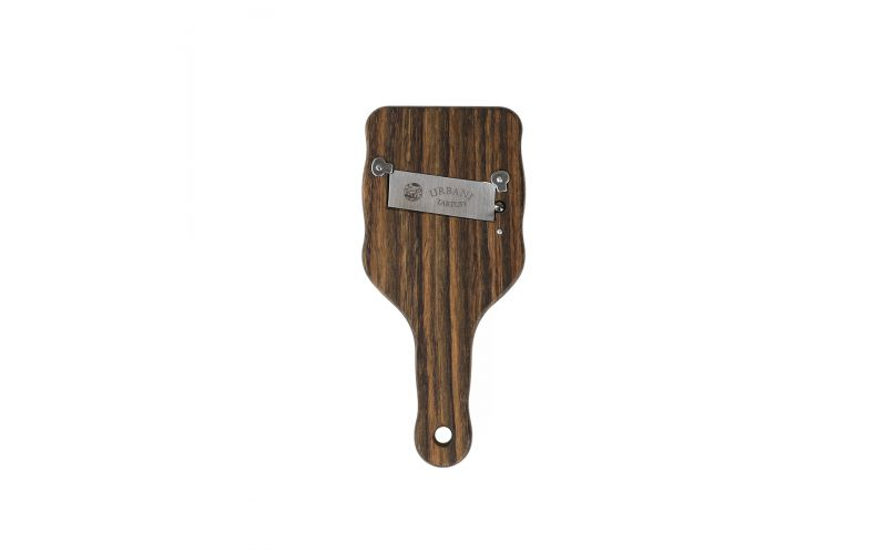 Truffle Slicer Wood & Stainless Steel
