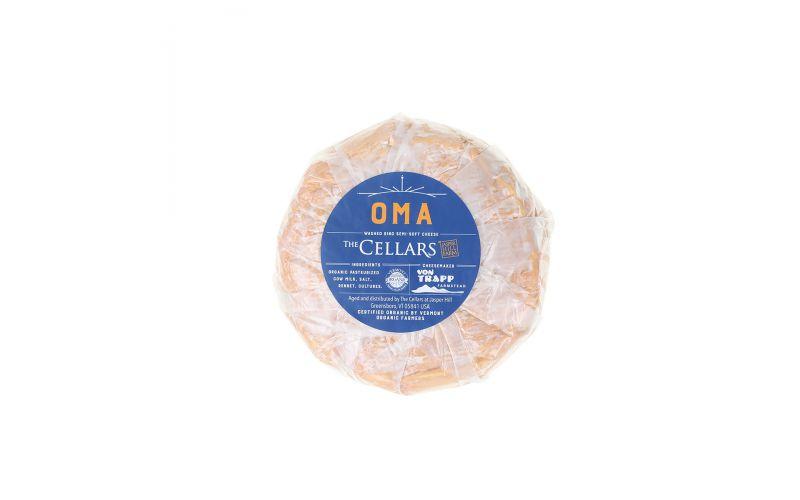Von Trapp Family Farmstead Oma Cheese