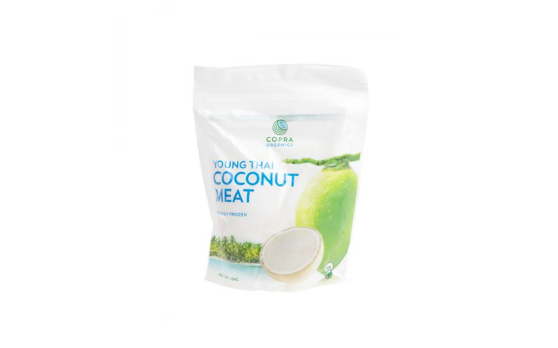 Frozen Organic Coconut Meat