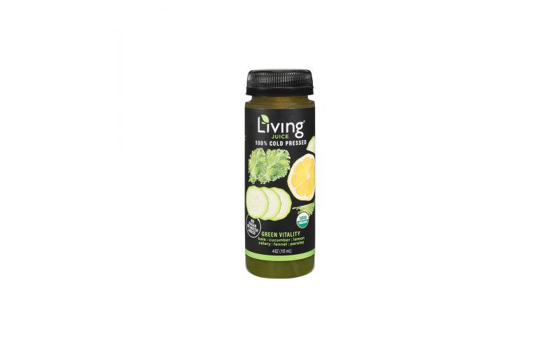 Organic Green Vitality Juice Mini